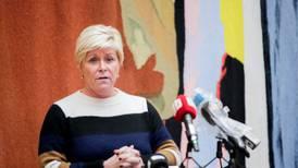 Frp-Jensen om budsjett-dramaet: Proppene i forhandlingene er flere enn KrFs bistand og flyktninger