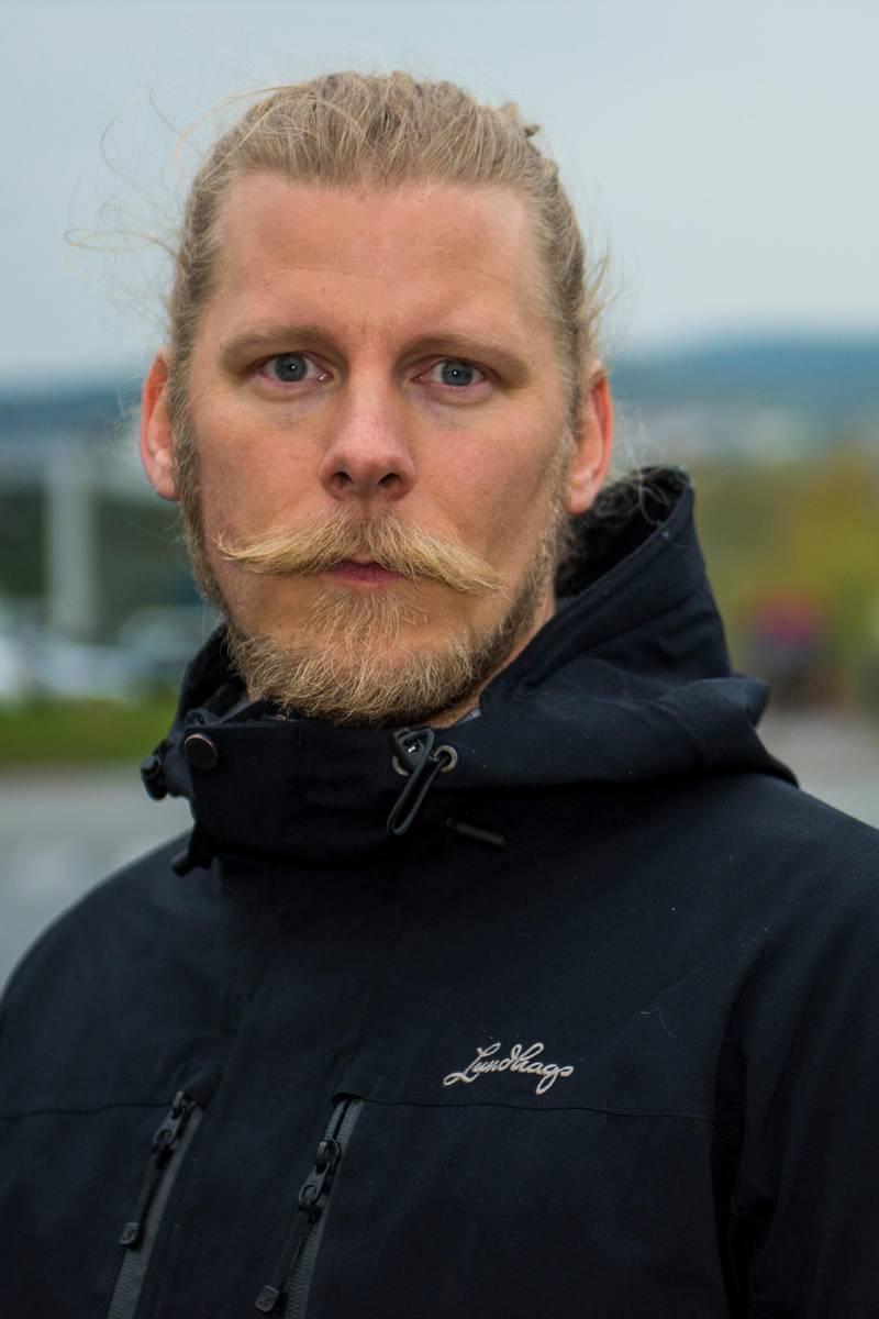 Samuel Rostøl i Norsk vegansamfunn sier at veganisme er en moralsk overbevisning, og bør bli anerkjent som livssynssamfunn.