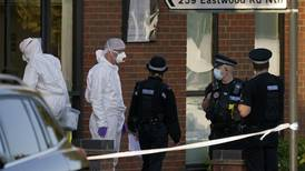 Storbritannia rystet over knivdrapet på politikeren David Amess