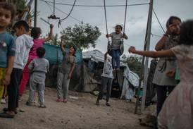 Vårt Land erfarer: KrF tror på Moria-gjennomslag i regjeringen