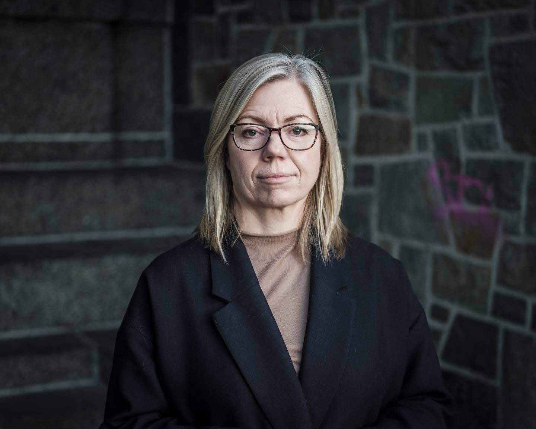 Trine Eilertsen, ny sjefredaktør i Aftenposten