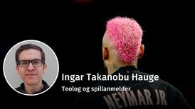 Vi bør snakke mer om Neymar enn Magnus Carslen