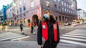 Rusmiljøet har blitt tøffere i pandemien