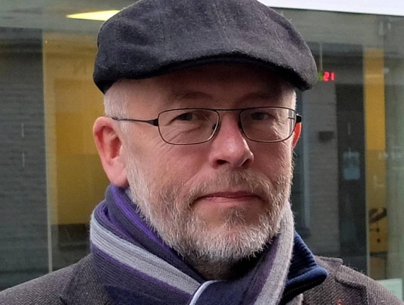 Prest på Fjell Ivar Flaten mener det er på tide å gjøre aktiv motstand mot hatet.