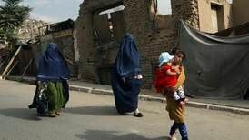 Afghanske kvinner: Burka er vårt minste problem