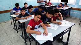 Reagerer på palestinske lærebøker utan Israel: KrF vil fryse støtta