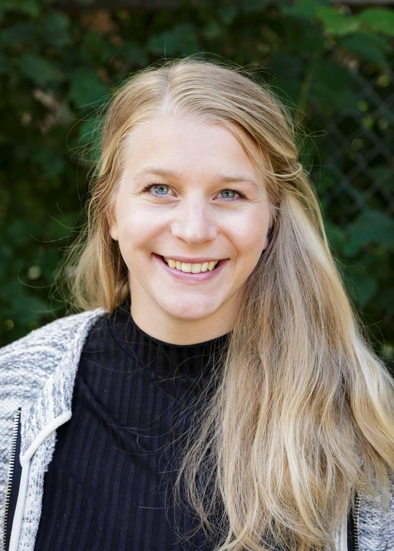 Onsdag møtte Konstituert barne- og familieministerIda Lindtveit Røse (27)