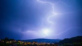 Vi må regne med mer lyn, torden, hagl og ekstreme værforhold – også i Skandinavia