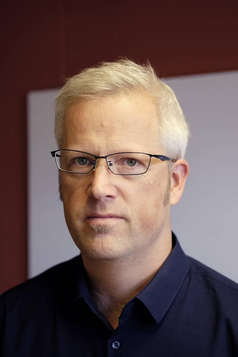 Jan Thomas Odegard, leder i Utviklingsfondet