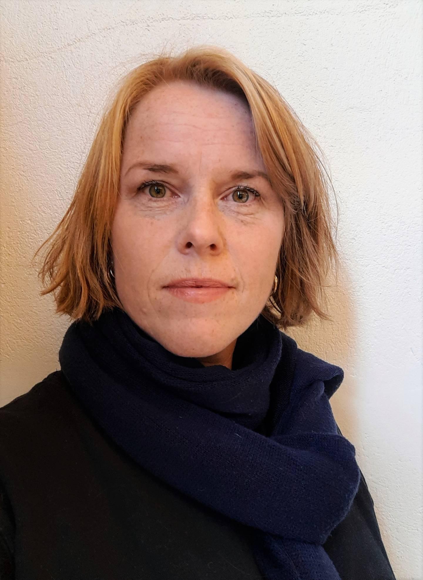 Kristin Ask, lektor i Osloskolen