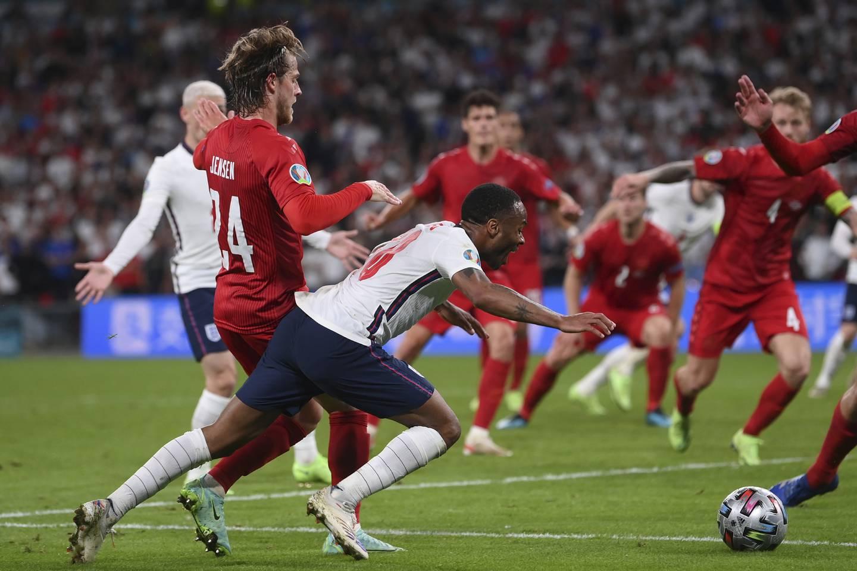England-Danmark EM semifinale