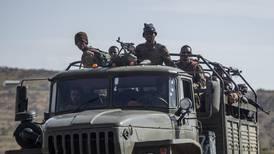 Etiopias regjering godtar våpenhvile i Tigray