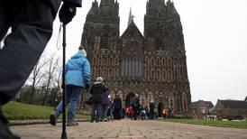 Katedralar er gjorde om til vaksinesenter