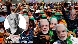 Statsminister Modis maktpolitiske hybris koster India dyrt