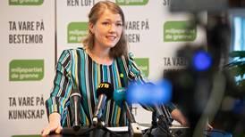 Vindkraftopprør på MDGs landsmøte