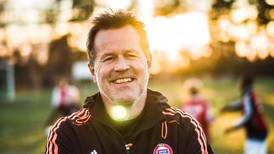 Fotball-spiss Eivind Arnevåg blir inspirator for Oase