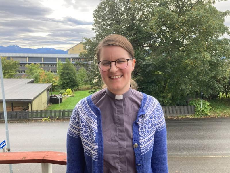 Ragnhild Fuglseth er leiar for presteforeninga i Møre