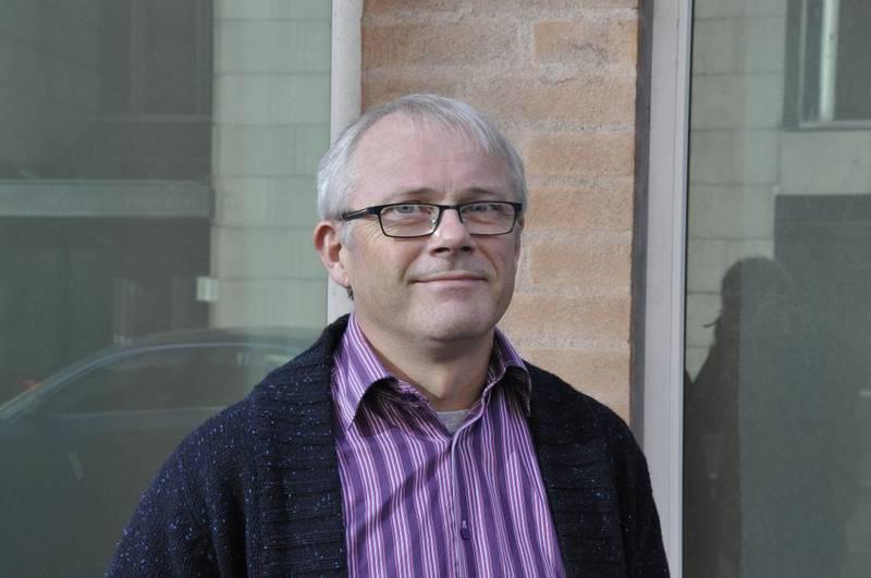 Olav Rune Ertzeid – den eneste av de seks bispenominerte i Sør-Hålogaland som er uten partibok eller partipolitisk bakgrunn.