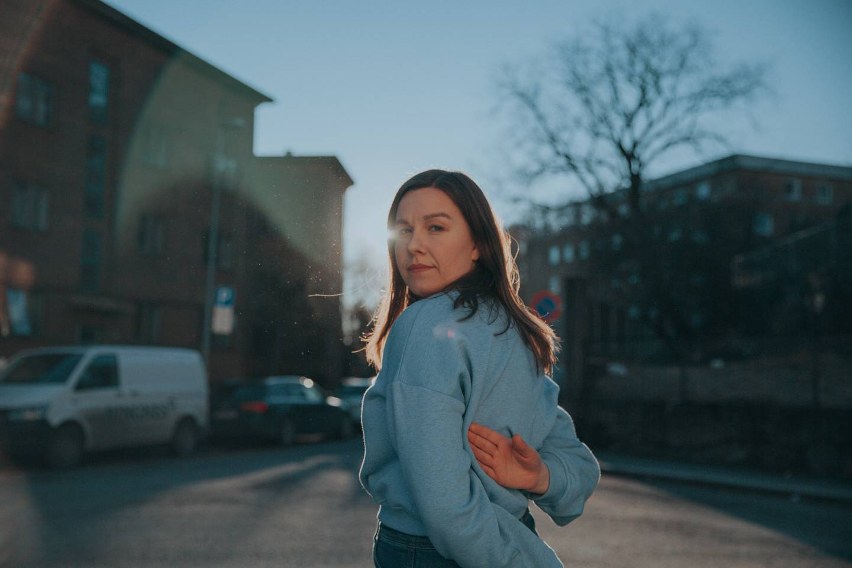 TILDELING: Marthe Wang skal synge og spille sammen med sin kusine Ellen Andrea Wang på tildelingen årets Petter Dass-pris.