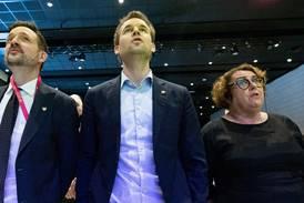 Partilederkamp: KrF-veteran peker på Ulstein