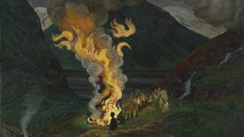 Døperen i sankthans-bålets skygge