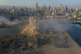 «Libanons katastrofe»