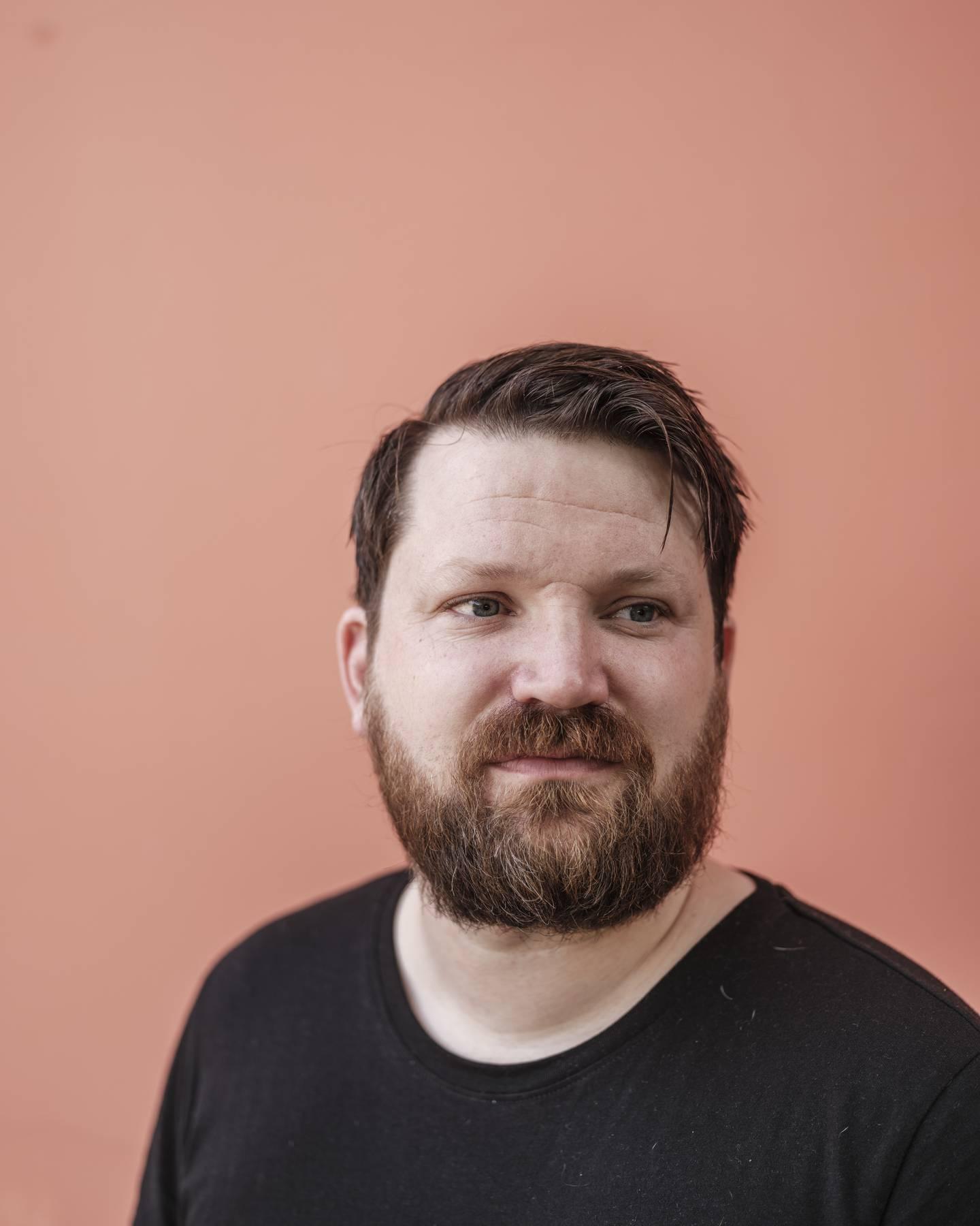 Utøya-overlevande Tore Remi Christensen.