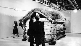 Da gjerdeløa fikk husrom i en silo