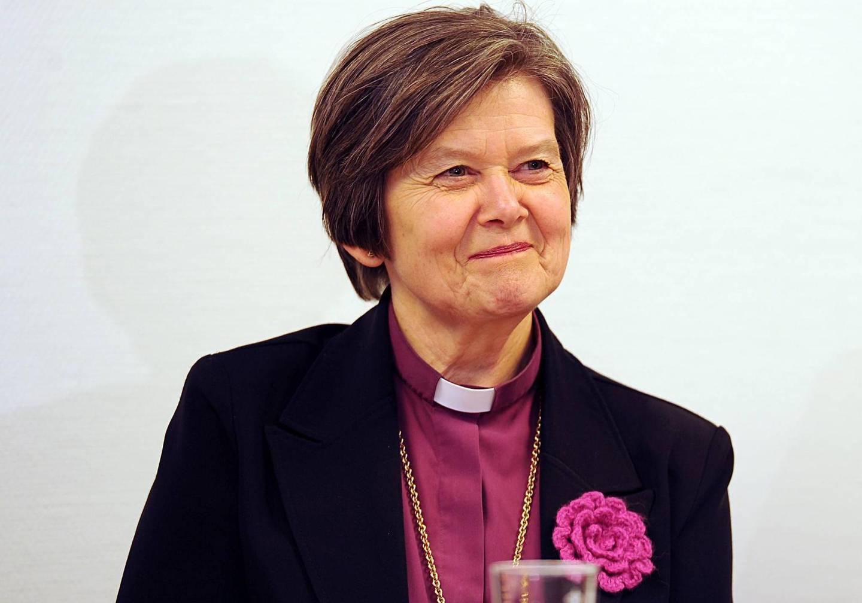 Helga Haugland Byfuglien er ny preses i Den norske kirke.