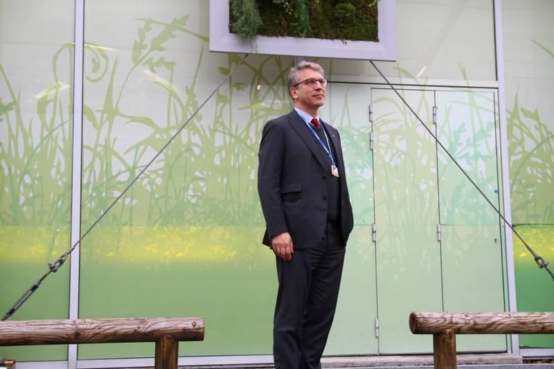 Olav Fykse Tveit, generalsekretær i Kirkenes Verdensråd.