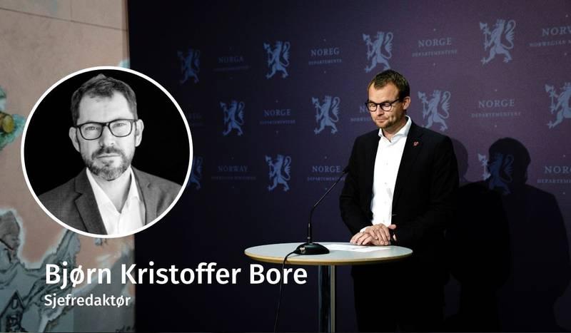 Ropstad må sette partiet først, skriver Vårt Lands sjefredaktør.