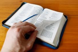Bibelgeneral hardt ut mot utkast til læreplan: For liten plass til Guds ord