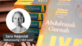Abdulrazak Gurnah: En prisvinner av sin tid