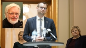 KrF har mistet sin autoritet som «kristelig» parti