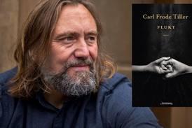 Anmeldelse: Carl Frode Tillers «Flukt»  innlemmer det åndelige i den harde realismen