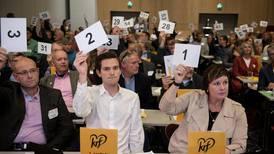 KrF-leder i Rogaland beklager at «det ble som det ble»