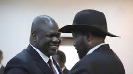 Rivaler i Sør-Sudan danner regjering
