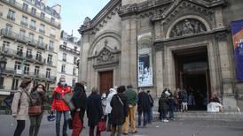 Klart for julekonsert i brannherjede Notre-Dame