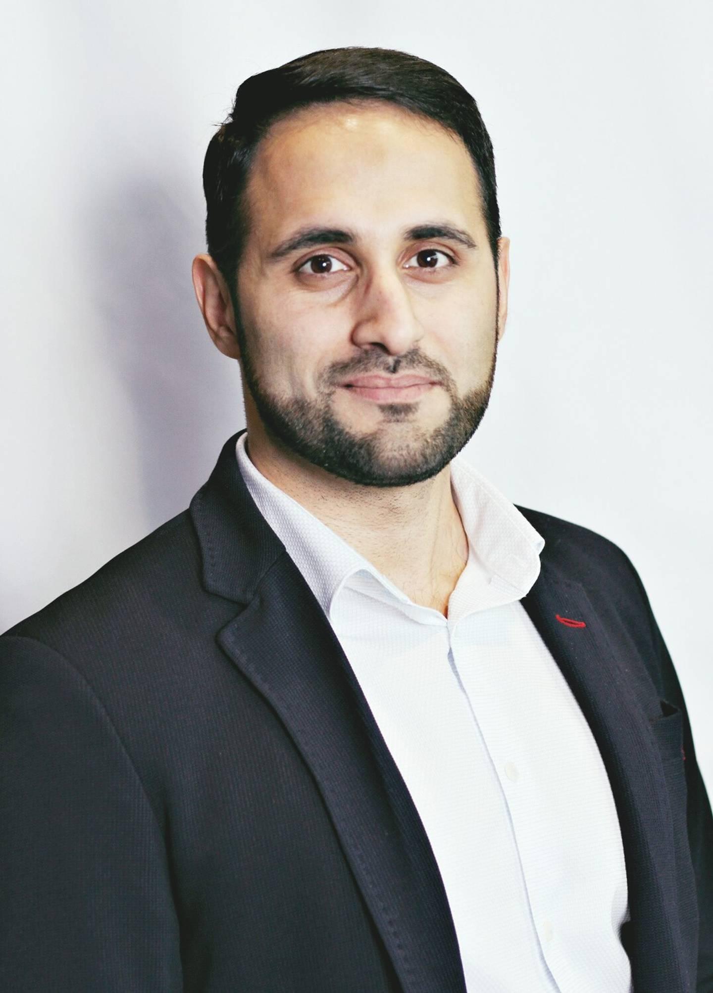 Yasir Ahmed, rådgiver i IRN