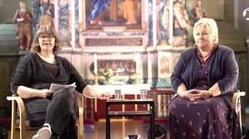 Erna Solberg: – Kristendommen er vår kulturs utrykk for det som er større enn oss