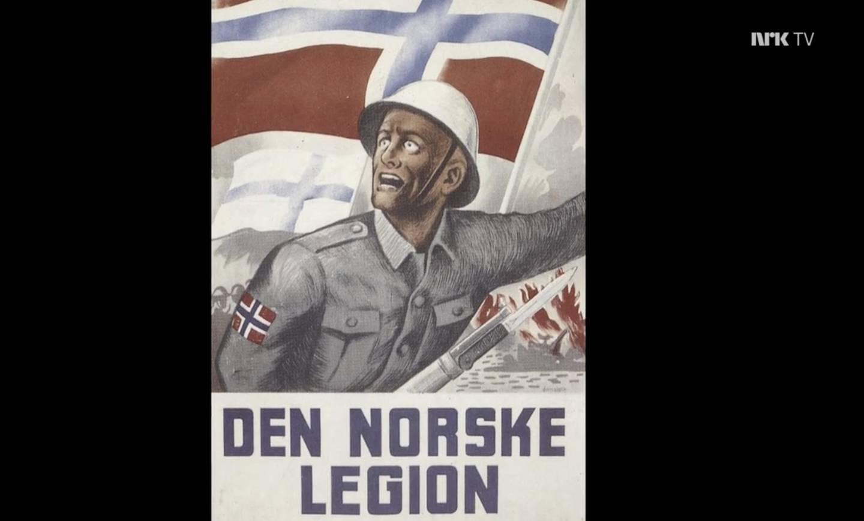 SKJERMDUMP: Fra serien Frontkjempere på NRK.