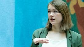 Blir kamp i MDG: Bastholm vil øke foreldrepermisjon
