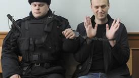 Navalnyj får EUs Sakharov-pris