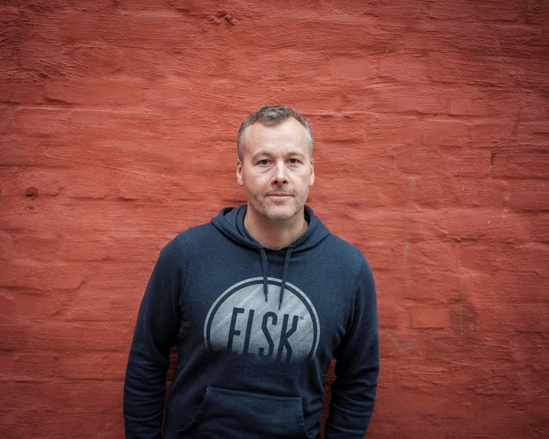 Tor Håkon Eiken er prest i Skeivt Kristent Nettverk (SKN)