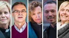 En av disse blir biskop i Oslo