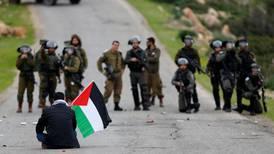 Stans annekteringen av Palestina