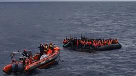 Rundt 100 mennesker har druknet i Middelhavet på én dag