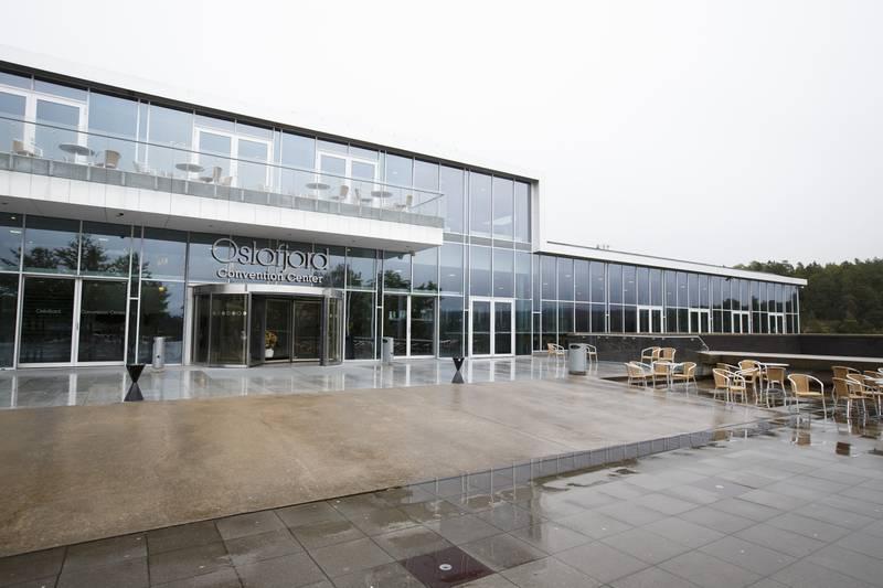 Sandefjord kommune er mandag formelt pålagt av Statsforvalteren i Vestfold og Telemark å opprette et karantenehotell med 2.400 plasser på Oslofjord Convention Center i Stokke.  Arkivfoto: Heiko Junge / NTB
