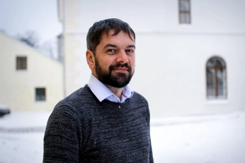 KRITISK: Ivar Dale mener Hendrik Weber bidrar til at befolkningen i Øst-Ukraina får et vridd bilde av virkeligheten.