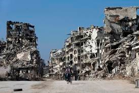 Syrias tragedie tar ikke slutt